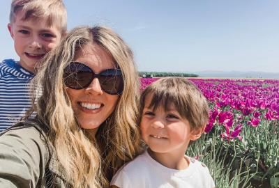 Mother's Day And Love Languages