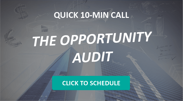 The Opportunity Audit V2