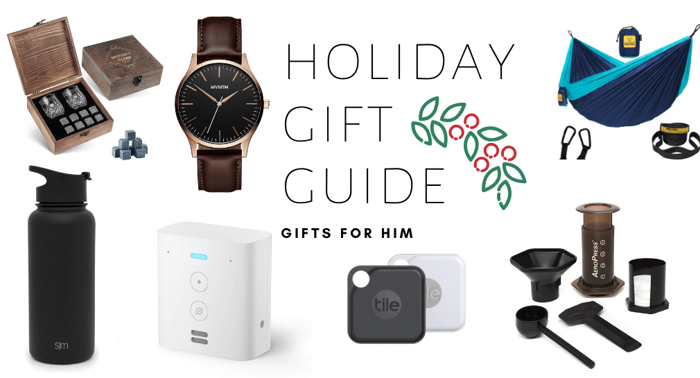 Holiday Gift Guide 2019: Gifts for Him