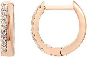 Huggie Earrings Gift for Her