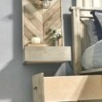 Diy Floating Nightstand Plans Ashley Diann Designs