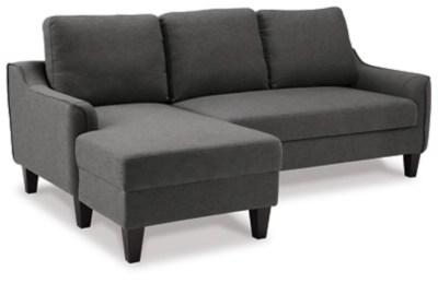 jarreau sofa chaise sleeper ashley