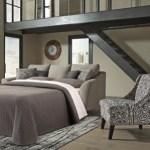 Kestrel Queen Sofa Chaise Sleeper Ashley Furniture Homestore