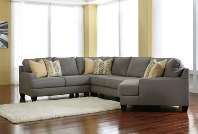 Sectional Sofas   Ashley Furniture HomeStore     large Chamberly 4 Piece Sectional    rollover