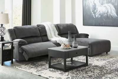 gray sectional sofas ashley furniture