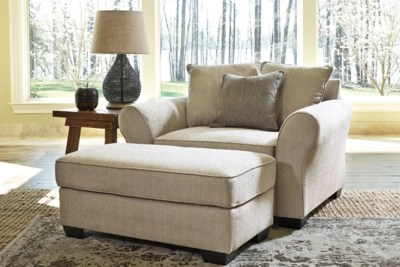 Baxley Oversized Chair Ashley Furniture HomeStore