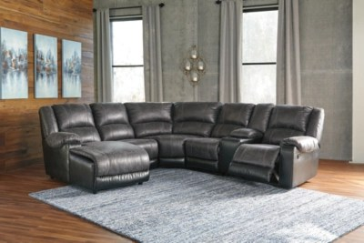 Nantahala 6 Piece Sectional Ashley Furniture HomeStore