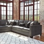 Owensbe 2 Piece Sectional With Chaise Ashley Furniture Homestore