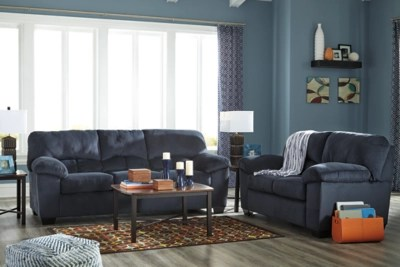 Dailey Sofa And Loveseat Ashley Furniture HomeStore