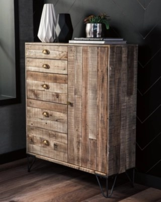 Camp Ridge Accent Cabinet Ashley Furniture HomeStore