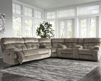 microfiber sectional sofas ashley