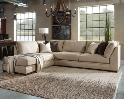 malakoff 2 piece sectional with chaise