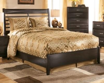 Kira Queen Panel Bed Ashley Furniture HomeStore
