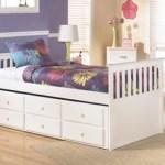Lulu Twin Trundle Bed Ashley Furniture Homestore