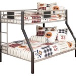 Dinsmore Twin Over Full Bunk Bed Ashley Furniture Homestore