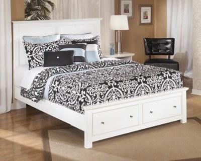 Bostwick Shoals Queen Storage Bed Ashley Furniture Homestore