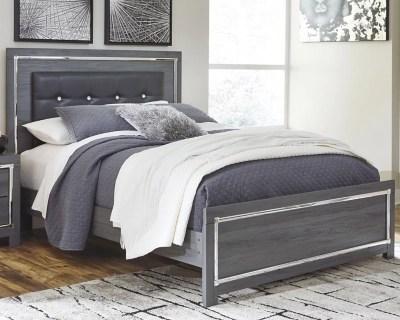 lodanna queen panel bed ashley