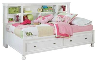 kaslyn twin bookcase bed ashley