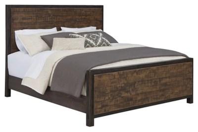 wesling king panel bed ashley