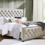 Bellvern Queen Upholstered Bed Ashley Furniture Homestore