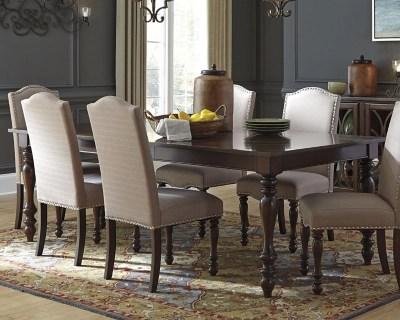Baxenburg Dining Room Table Ashley Furniture HomeStore