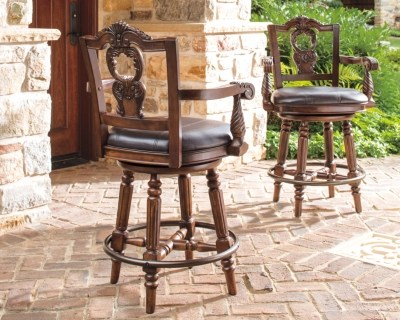 North Shore Counter Height Bar Stool Ashley Furniture