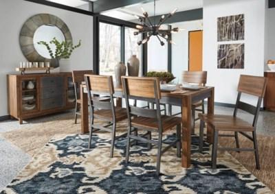 Harlynx Dining Room Server Ashley Furniture HomeStore