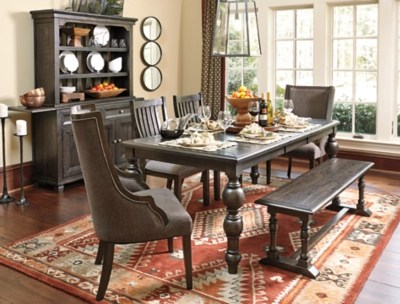 Townser 60 Dining Room Bench Ashley Furniture HomeStore
