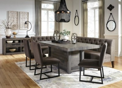Tripton Dining Room Bench Ashley Furniture Homestore