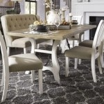 Dazzelton Dining Room Table Ashley Furniture Homestore