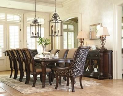 Valraven Dining Room Table Ashley Furniture HomeStore