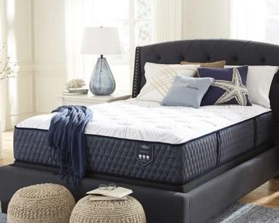 Santa Fe Cushion Firm Queen Mattress Ashley Furniture