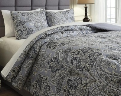 susannah 3 piece king comforter set