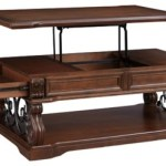 Alymere Coffee Table With Lift Top Ashley Furniture Homestore