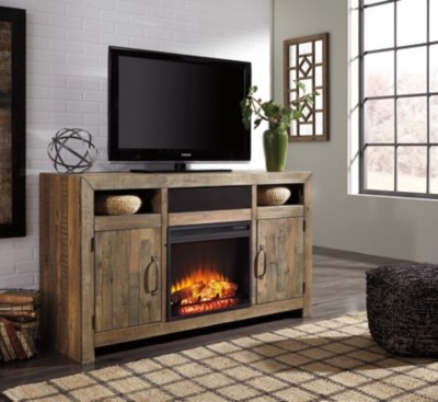 Sommerford 62 TV Stand Ashley Furniture HomeStore