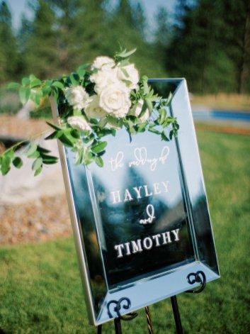HAYLEY & TIM