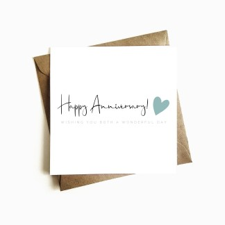 Couple Anniversary Card