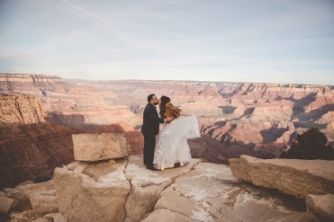 Grand Canyon elopement | Grand Canyon elopement wedding | Arizona elopement photographer | Ashley Joyce Photography