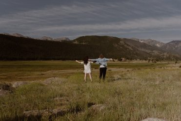 Rocky Mountain National Park Engagement photos by Ashley Joyce Photography-36