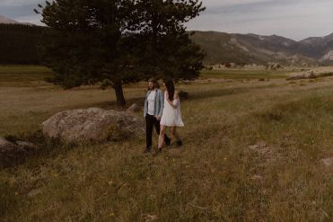 Rocky Mountain National Park Engagement photos by Ashley Joyce Photography-43