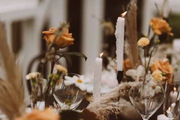 Ceremony details at Treehaus Colorado | Elopement at Treehaus, Colorado |  Colorado elopement | Treehaus elopement | Ashley Joyce Photography 2020