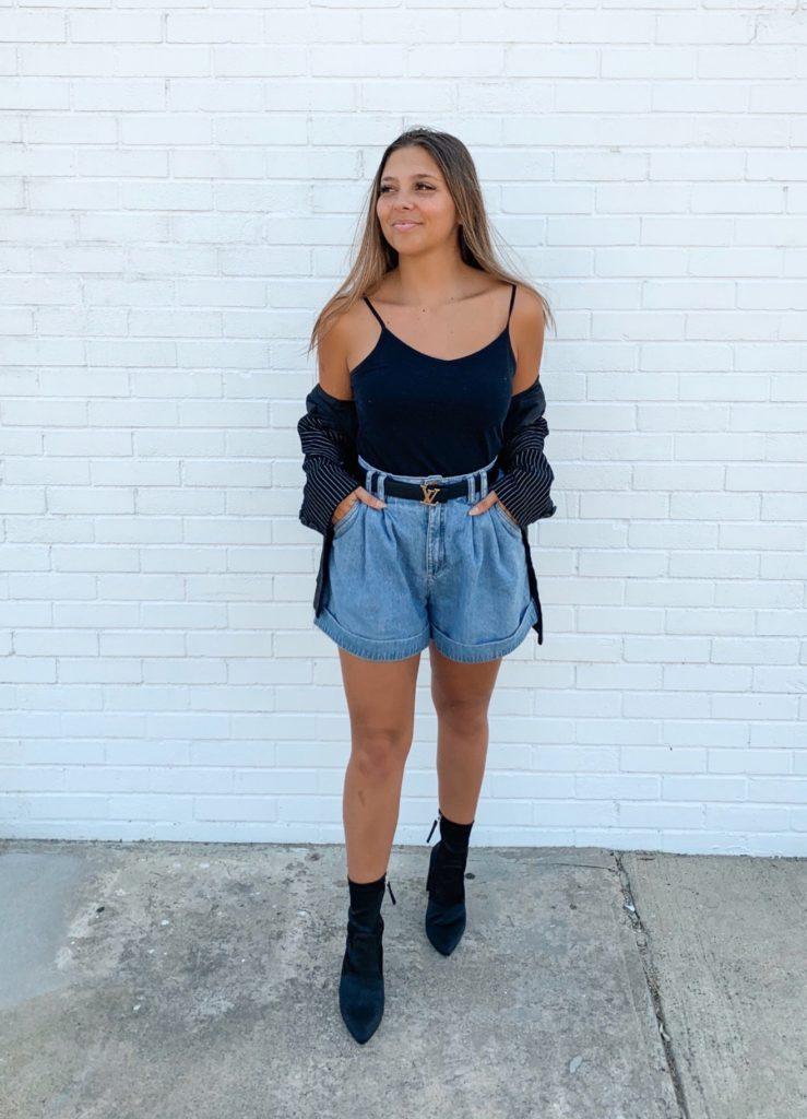 about ashley larea fashion blog