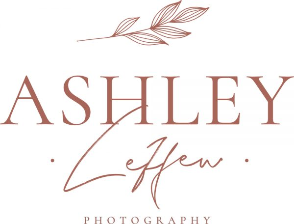 Gatlinburg Photographer Logo Ashley Leffew Photography