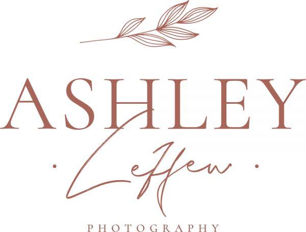 Gatlinburg Photographer Logo Ashley Leffew Photography