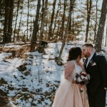 Intimate Wedding in the Smoky Mountains | Gatlinburg Wedding Photographer | Josh + Elizabeth