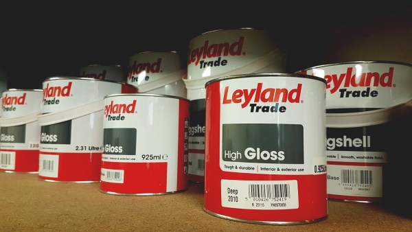 buy leyland trade paint online