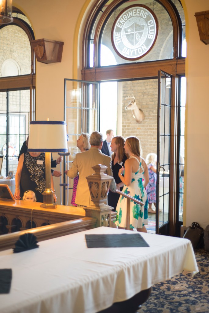 Dayton wedding venues: The Dayton Engineers Club in Dayton, Ohio