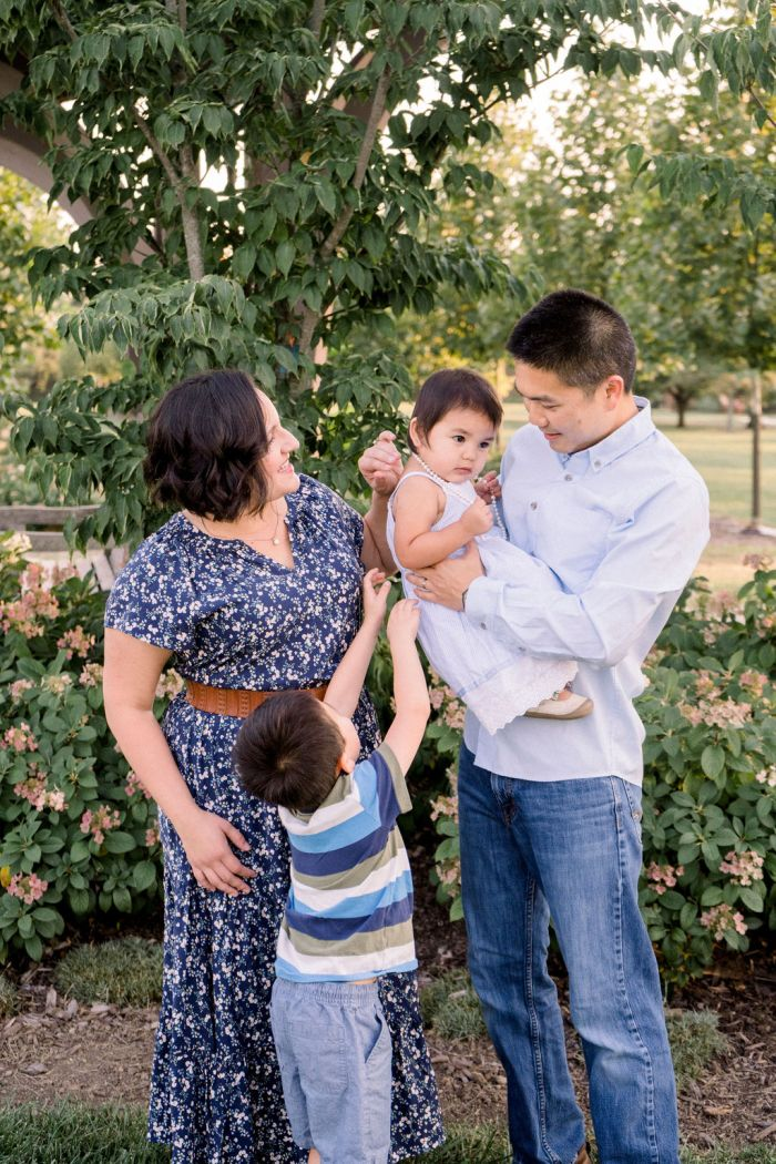 Family Portraits | Outdoor Portrait Sessions