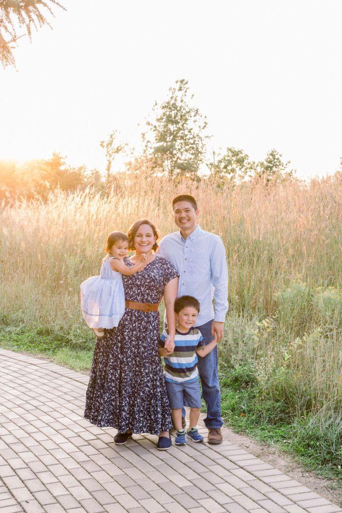 Family Portrait Photography in Dayton, Ohio