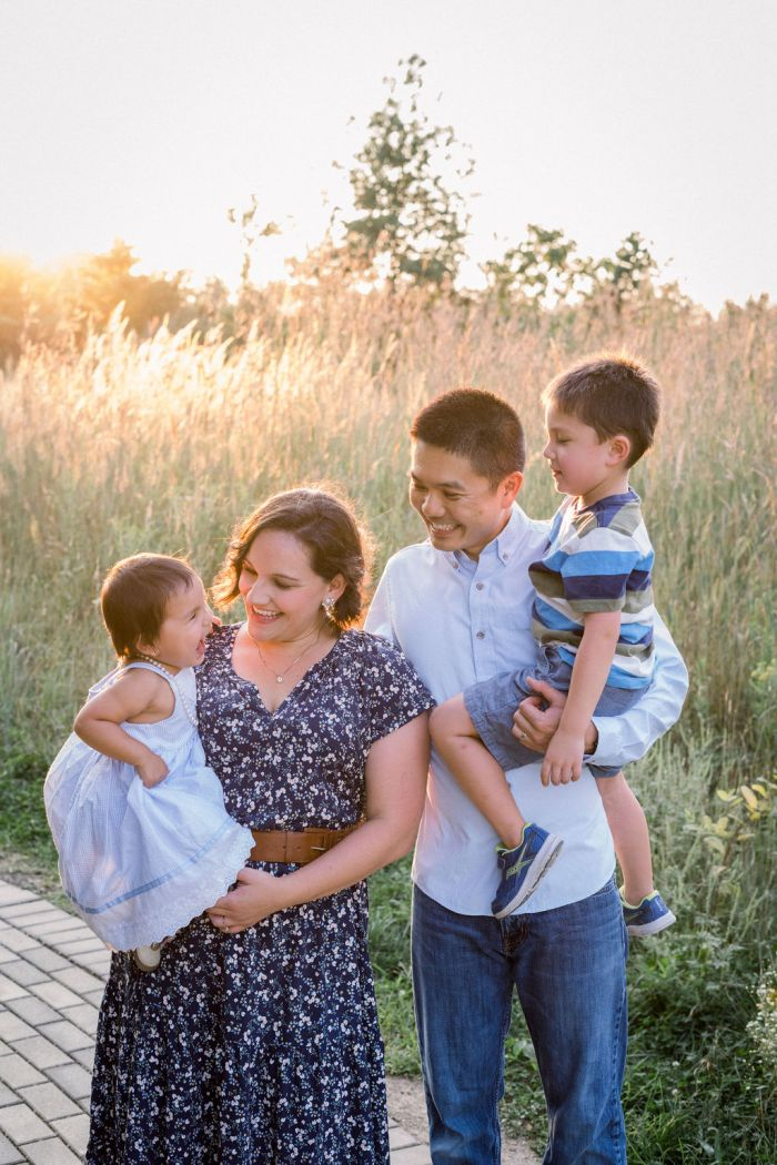Young Family Portraits | Southwestern Ohio